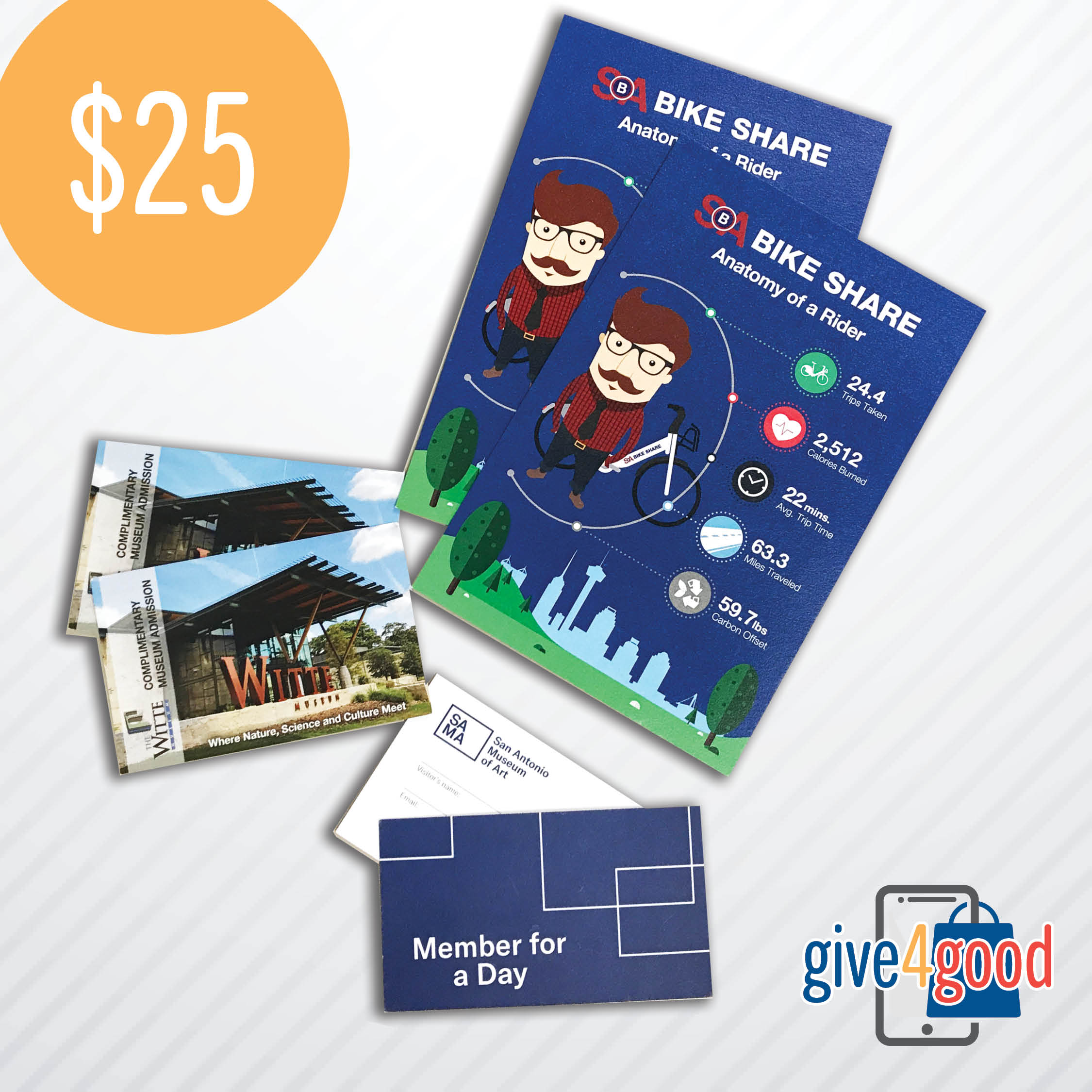 $25 Give4Good Package