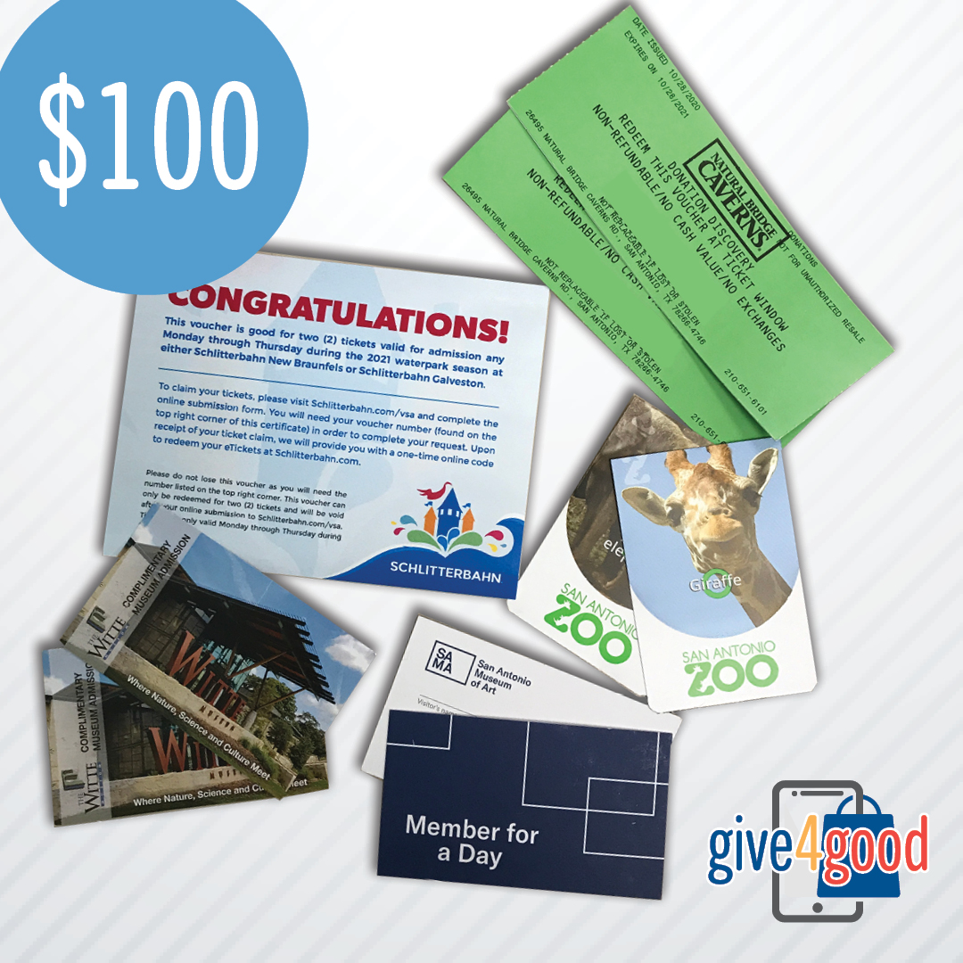 $100 Give4Good Package
